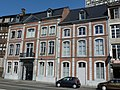 LIEGE Immeuble Troisfontaines - quai de la Batte 1 (1-2013).JPG