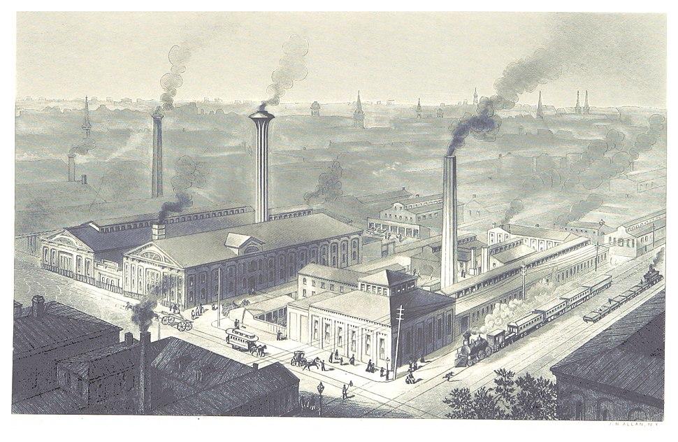 LOSSING(1876) p267 W. SELLERS & CO, PHILADELPHIA