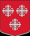 LVA Raunas pagasts COA.png