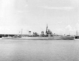 ARA La Argentina (C-3) - Image: La Argentina 1939