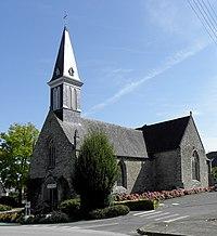 La Chèze (22) Église.JPG