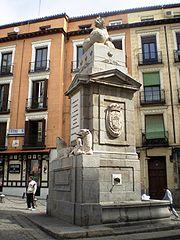 PROPUESTAS DE RULADA DE LA COMUNIDAD DE MADRID - DOMINGO 8 DE MARZO 180px-La_Fuentecilla_2