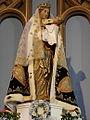 La Guerche-de-Bretagne (35) Basilique Statue de Notre-Dame de La Guerche 02.JPG
