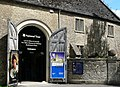 Lacock Abbey exhibition centre and ticket office. - panoramio.jpg