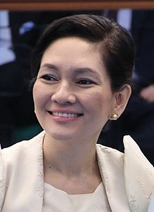 Lady Senators 3rd Regular Session Hontiveros (cropped).jpg