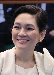 Risa Hontiveros Filipina politician