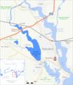 Lagekarte zum Großen Plessower See.png