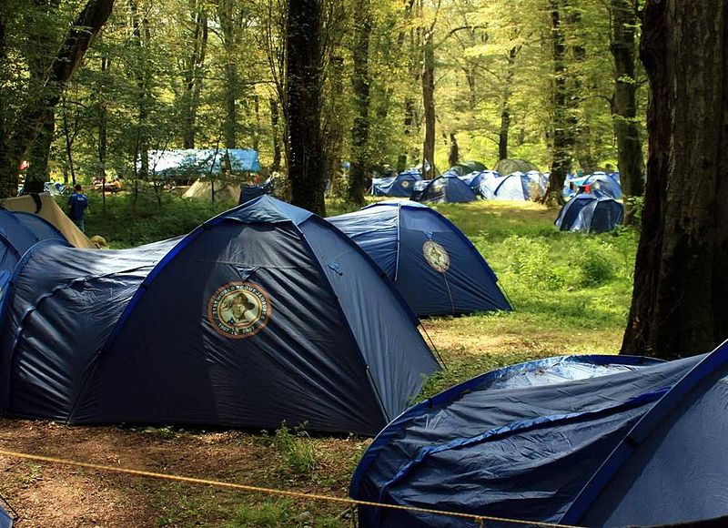 File:Lagodekhi National Park. Camping (Photo by A.Muhranoff).jpg
