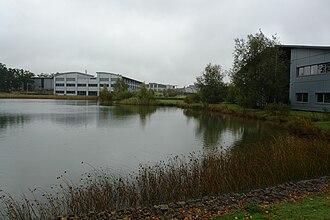 Granta Park - The Welding Institute on Granta Park near Cambridge UK