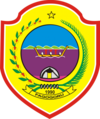 Official seal of Central Halmahera Regency