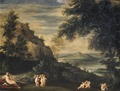 Landscape with Venus and Cupids (Francesco Albani) - Nationalmuseum - 17313.tif