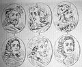 """Las Glorias Nacionales, 1852 """"Nº XI de Reyes de España... (4013188199).jpg"""