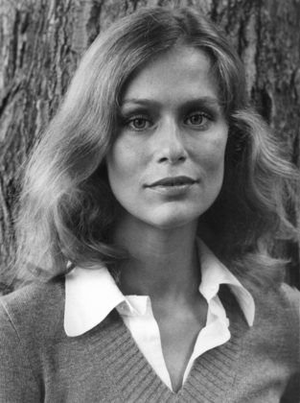 Lauren Hutton - Hutton in a publicity photo for The Gambler (1974)