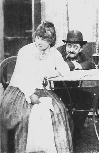 Maurice Guibert - Image: Lautrec A la mie foto