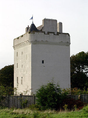 West Kilbride - Law Castle