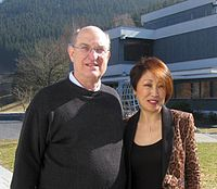 Lawrence D. Brown, Linda Zhao.jpg
