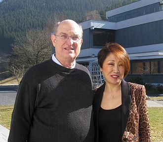 Lawrence D. Brown - Image: Lawrence D. Brown, Linda Zhao