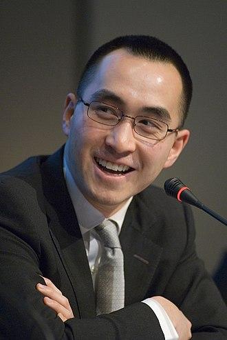 Lawrence Ho - Image: Lawrence Ho, 2007, Horasis