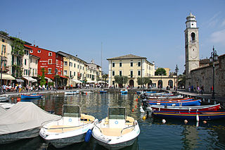 Lazise Comune in Veneto, Italy