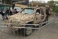 Lešany, vojenské muzeum, pouštní automobil Toyota Hilux D-4D III.JPG