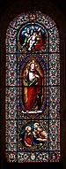 Le Buisson-de-Cadouin - Abbaye de Cadouin - Vitraux de l'église abbatiale - PA00082415 - 009.jpg