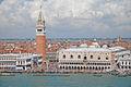 Le Campanile et le Palais des Doges (Venise) (1780969902).jpg