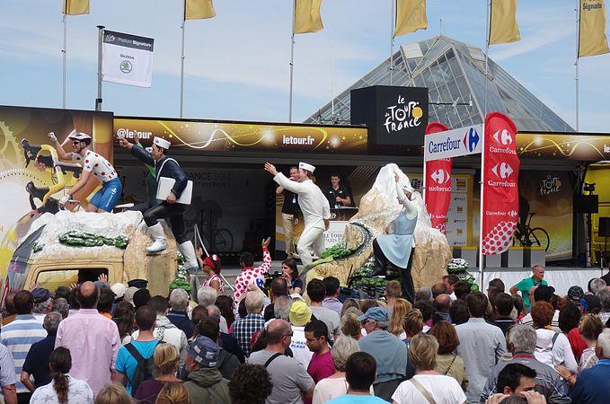 Le Touquet-Paris-Plage - Tour de France, étape 4, 8 juillet 2014, départ (A33).JPG