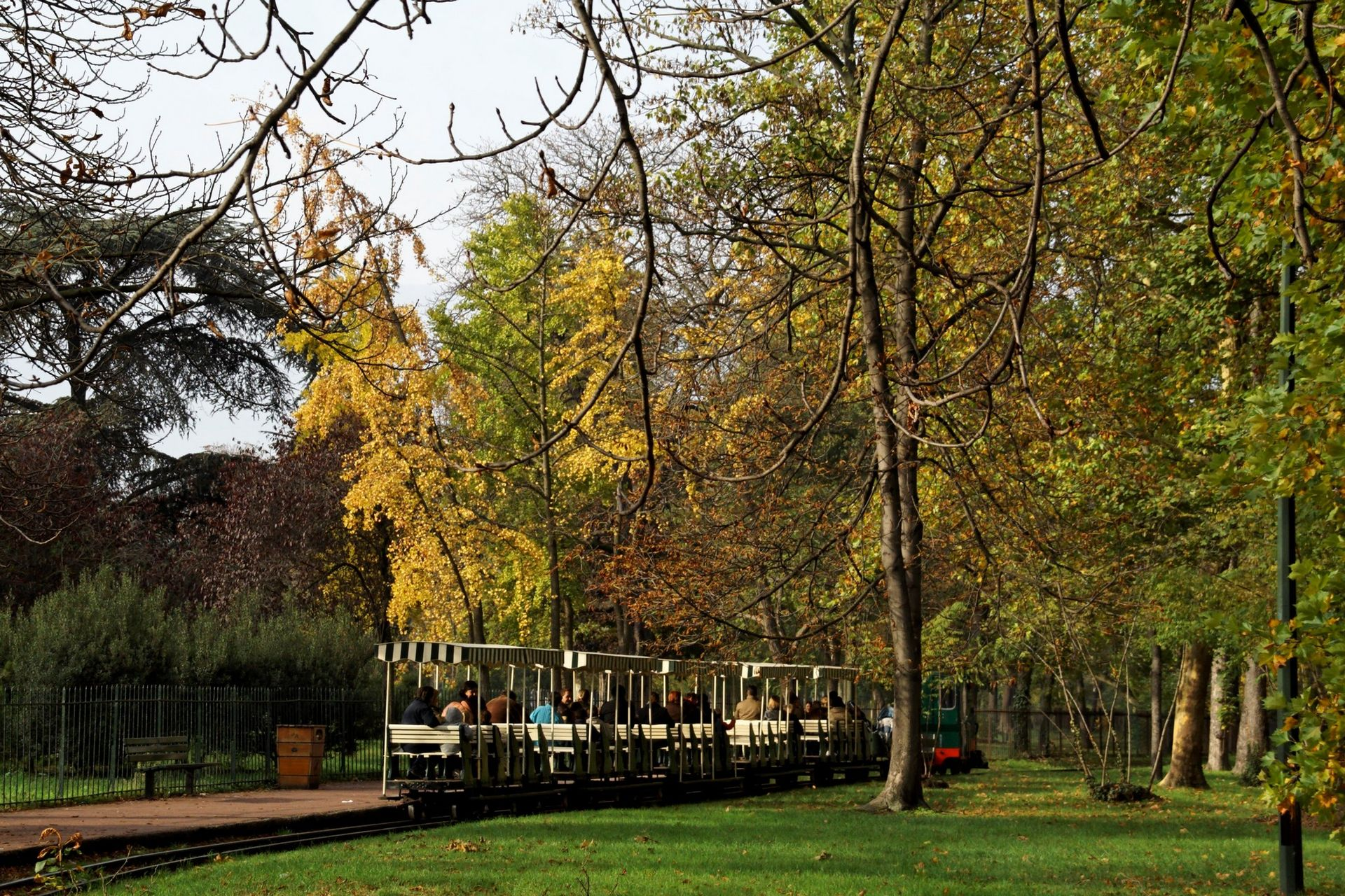 Ligne du jardin d 39 acclimatation wikip dia - Le petit jardin wittenberge colombes ...