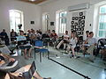 Lectures and talks - Wikimania 2011 P1040180.JPG