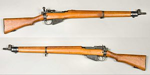 Lee-Enfield No 4 Mk I (1943) - AM.032027