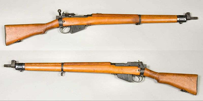 File:Lee-Enfield No 4 Mk I (1943) - AM.032027.jpg