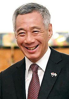 Lee Hsien Loong Singaporean politician
