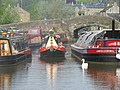 Leeds and Liverpool Canal at Skipton - geograph.org.uk - 621438.jpg