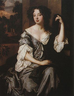 Louise de Kérouaille, Duchess of Portsmouth - The Duchess of Portsmouth by Sir Peter Lely, circa 1671