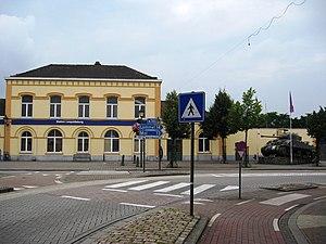 Leopoldsburg - Image: Leopoldsburg Station