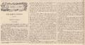 Les Dames vertes, George Sand, début, dans Le Monde illustré, 18 avril 1857, T1N1.png
