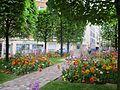 Levallois Place du Maréchal de Lattre de Tassigny.JPG