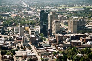 Lexington, Kentucky Consolidated city-county in Kentucky, United States