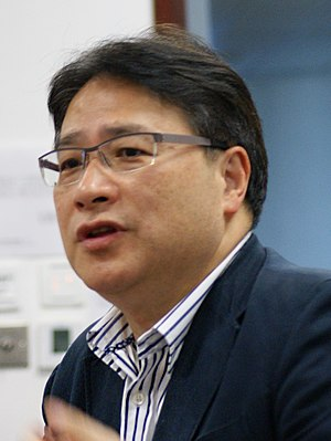 Fred Li - Image: Li Wah ming