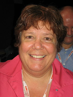 Libby Davies - Davies at the 2006 New Democratic Party federal convention in Quebec City