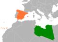 Libya Spain Locator.png