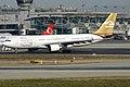 Libyan Airlines, 5A-LAU, Airbus A330-202 (33760018798).jpg