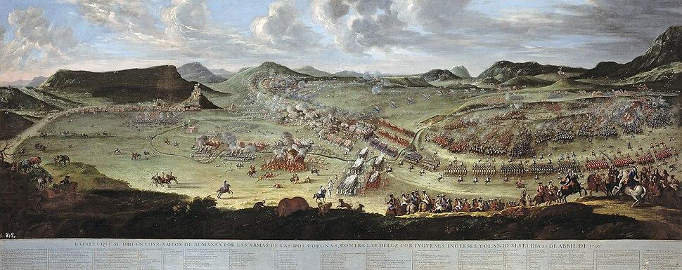 Ligli-Batalla de Almansa