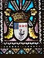 Ligueux église vitrail armoirie.JPG