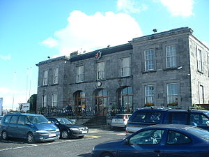Limerick Colbert railway station - Limerick Railway Station