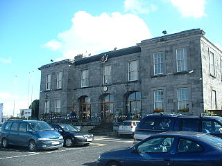 Limerick Colbert railway station
