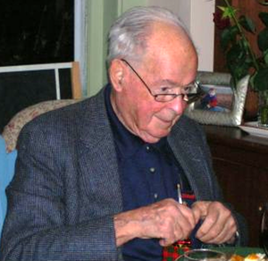 Lincoln Gordon - Lincoln Gordon in 2006.