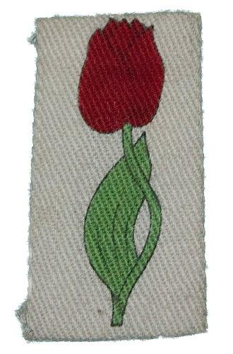 212th Brigade (United Kingdom) - Image: Lincolnshire County Division Insignia