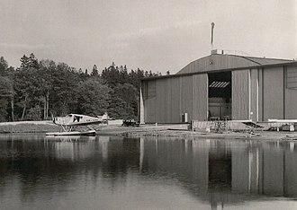 ILIS 1936 - Image: Lindarängens flyghamn 1930