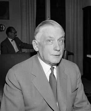 Edwin Linkomies - Image: Linkomies 1960